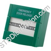 EM201 CDVI Emergency Door Release, Double Pole, Resettable Element