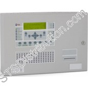 ENH6348203 Syncro 2-4 Loop Control Panel c/w 2 Loop Cards, 48 Zone LED's, Surface (Hochiki Protocol)