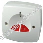 EPA-NG/PLUS/WH/G3 CQR Electronic PA Button, White (Grade 3)