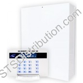 EUR-MINI Castle 10 Zone Panel c/w EUR-069 LCD RKP (Grade 2x)