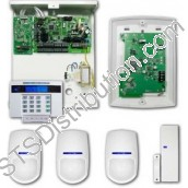 EURO46ENF/KIT1  EURO Wireless Kit - EURO 46SM, EURO-ZEM32-WE, 3 x PIRs, 1 x D/C (Grade 2)