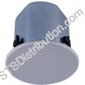 TOA - 30W, Full Range Wide Dispersion Ceiling Speaker, BS5839-8