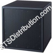 "TOA - Subwoofer, 200W (8Ω), 12"" Floor Mount, Black - for F-1300/2000 & HX-5"