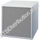 "FB-120W TOA - Subwoofer, 200W (8Ω), 12"" Floor Mount, White - for F-1300/2000 & HX-5"