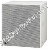"FB-150W TOA - Subwoofer, 200W (8Ω), 15"" Floor Mount, White - for HX-7"