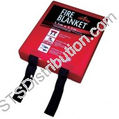 FB1010JSP Fire Blanket 1.1m x 1.1m