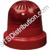 "FC-310-022 ""FireCell Wireless Red Sounder/Red with Visual Indicator includes Radio Base & Batteries"""