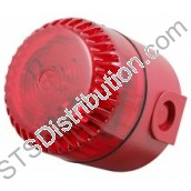 FL/RL/R Flashni/Solex Sounder/Xenon Beacon, Red - requires base