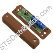 JB707/BR CQR 6-Way Junction Box, Brown