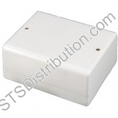 JB730/WH CQR 24-Way Junction Box, White