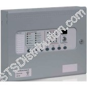 K11040M2 Sigma CP Conventional 4 Zone Control Panel, Surface
