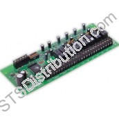 K546 Syncro I/O 6-Way Sounder Extender Board