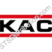 KAC Surface Back Box with 4 Terminals, Red