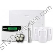 KIT-0001 Ricochet Wireless Kit - 48-W Panel, LCD-P, 3 x PW-W, Impaq Contact-W, 5 x Prox Tags