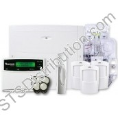 KIT-0002 Ricochet Wireless Kit with Sounder - 48-W Panel, LCD-P, 3 x PW-W, Impaq Contact-W, 5 x Prox Tags, Odyssey X-W Backplate