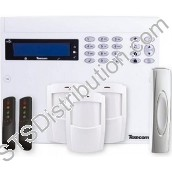 KIT-0003 Ricochet Self Contained Kit - 48-W LIVE Panel, 3 x PW-W, Impaq Contact-W, 2 x SmartKey