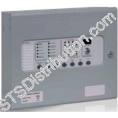 KL11080M2 Sigma CP Conventional 8 Zone Control Panel, Surface + LCMU