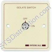KS1 INTERCALL On/Off Key Switch