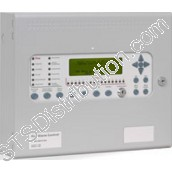 LH80161M2 Syncro AS Lite 1 Loop Control Panel, 16 Zone LEDs, Surface c/w Keyswitch (Hochiki Protocol)