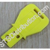 M542 Kentec Enable Control Key, Yellow