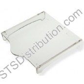 CDVI Transparent Hinged Cover for Emergency Door Release