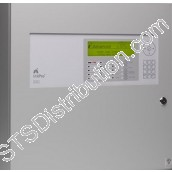 Mx-4402 Mx-4000 1 - 4 Loop Control Panel c/w 2 Loop Cards, Surface
