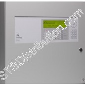 Mx-4403 Mx-4000 1 - 4 Loop Control Panel c/w 3 Loop Cards, Surface