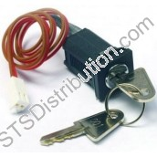 MXP-011 MxPro4 Access Enable Key Switch Assembly (Retro-Fit)