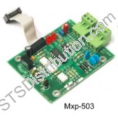 MXP-503F MxPro5 Standard Network Card (Fitted)
