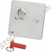 800 Series Stainless Steel Call Point c/w Magnetic Reset