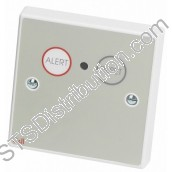 NC802DM 800 Series Standard Call Point c/w Magnetic Reset & Remote Socket