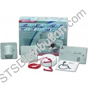 NC951/SS C-Tec Disabled Persons Toilet Alarm Kit, Stainless Steel