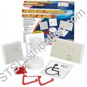 NC951 C-Tec Disabled Persons Toilet Alarm Kit