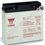 NP17-12 Yuasa NP 12V 17Ah Sealed Lead Acid Battery