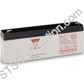 NP2.1-12 Yuasa NP 12V 2.1Ah Sealed Lead Acid Battery