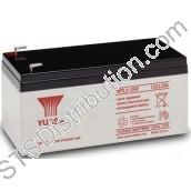 NP3.2-12 Yuasa NP 12V 3.2Ah Sealed Lead Acid Battery