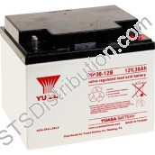 NP38-12 Yuasa NP 12V 38Ah Sealed Lead Acid Battery