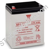 NP4-12 Yuasa NP 12V 4Ah Sealed Lead Acid Battery