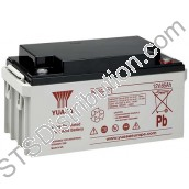 NP65-12 Yuasa NP 12V 65Ah Sealed Lead Acid Battery