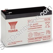 NP7-12 Yuasa NP 12V 7Ah Sealed Lead Acid Battery