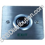RTE-IR-F CDVI Exit Switch, infrared, Flush