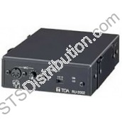 RU-2002 TOA - Amplifier Control Unit for PM-660D with Selectable Chime Signal