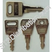 S005 Kentec Spare Key Set - 901, 801, FH001, KT3001