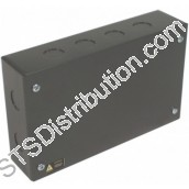 S4-34492 Vigilon Interface Enclosure, Small, Metal with 20mm and 25mm Knockout