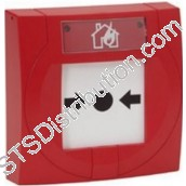S4-34800 Vigilon Manual Call Point with Glass Element IP43 - requires back box