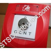 S4-34807 Vigilon Key Switch MCP - requires back box