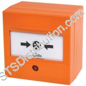 SA5900-907APO SOTERIA Manual Call Point with Isolator, Orange