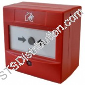 SA5900-908APO SOTERIA Manual Call Point with Isolator, Red