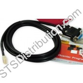 SAF7070000 Programming Lead (4 way molex to 9-way RS232 'D' female), 2m