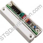SC517/WH CQR 1 Reed, 5 Terminal Contact, Surface, White (Grade 1)